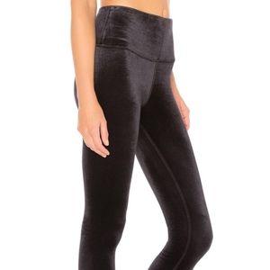 78eca6f352570 ALO Yoga Pants | Aloyoga High Waist Posh Legging Black | Poshmark